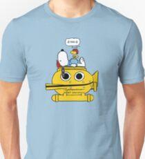 Snoopy Zissou T-Shirt