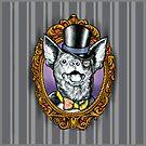 Sir Winks Alot by cowboyreddevil