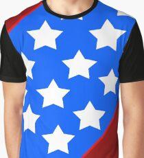 """stars & stripes"" Graphic T-Shirt"