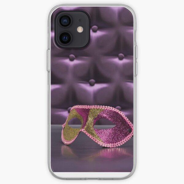 Masquerade iPhone Soft Case