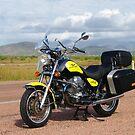 Moto Guzzi 1995 California 1100 by Paul Gilbert