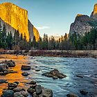 Valley View Sunset by TonyCrehan