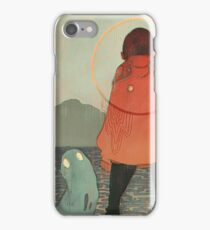 Spirits of the Lake iPhone Case/Skin
