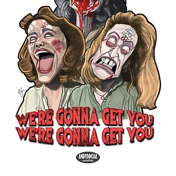 The Evil Dead Women by andysocial