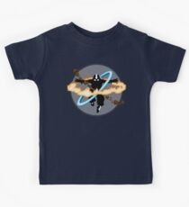 Aang going into uber Avatar state Kids Tee