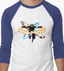 Aang going into uber Avatar state Men's Baseball ¾ T-Shirt