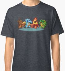Turtle Party! Classic T-Shirt