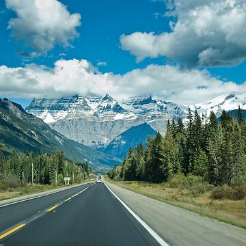 Icefield parkway  by 3523studio