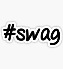 #swag Sticker