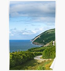 Cape Breton Highlands National Park Poster