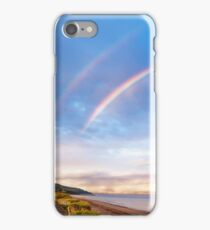 Double Rainbow iPhone Case/Skin