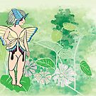 Butterfly Child by icelaperezbravo