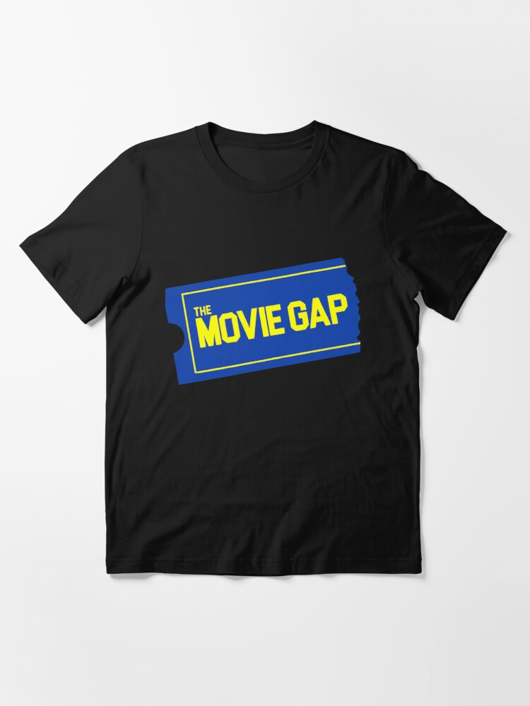 Alternate view of The Movie Gap Essential T-Shirt