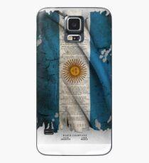 Argentina Flag World cup Case/Skin for Samsung Galaxy