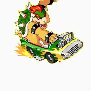 Bowser Kart by jdavidsen