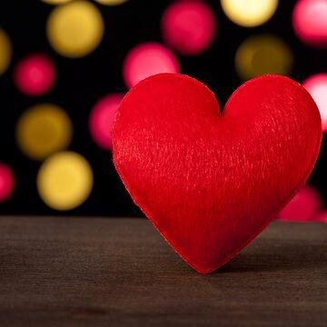 Love Heart by 3523studio