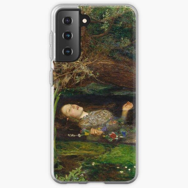 Ophelia - John Everett Millais - 1852 Samsung Galaxy Soft Case