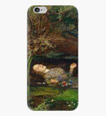 Ophelia - John Everett Millais - 1852 iPhone Case