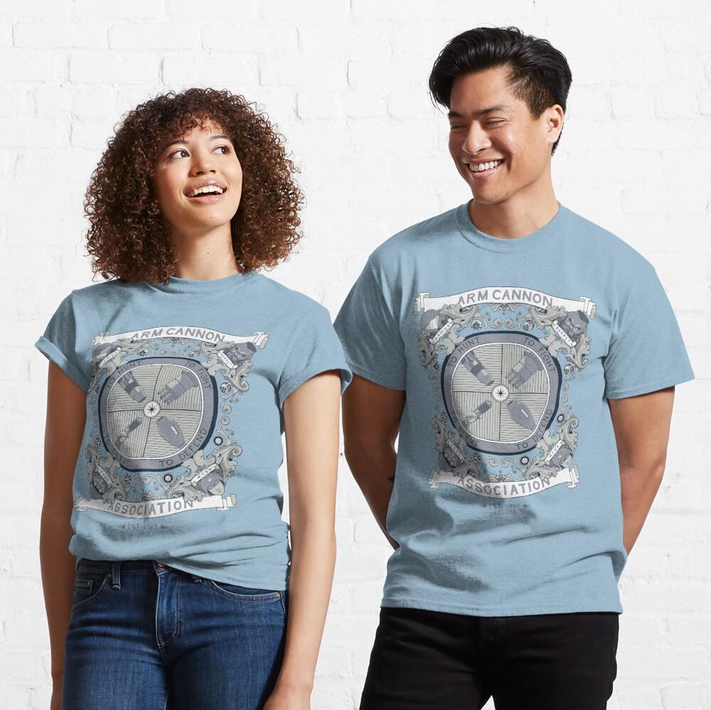 Arm Cannon Association Classic T-Shirt