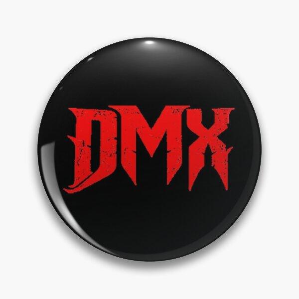 Dmx Red Logo Pin