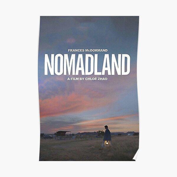 Nomanland Village Poster