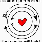 Centrum permanebit / The center will hold by alexbookpages