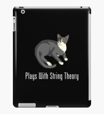 Plays With String Theory iPad Case/Skin