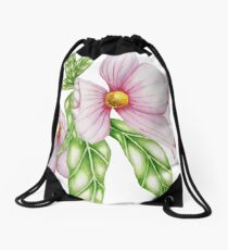 Dogwood Drawstring Bag