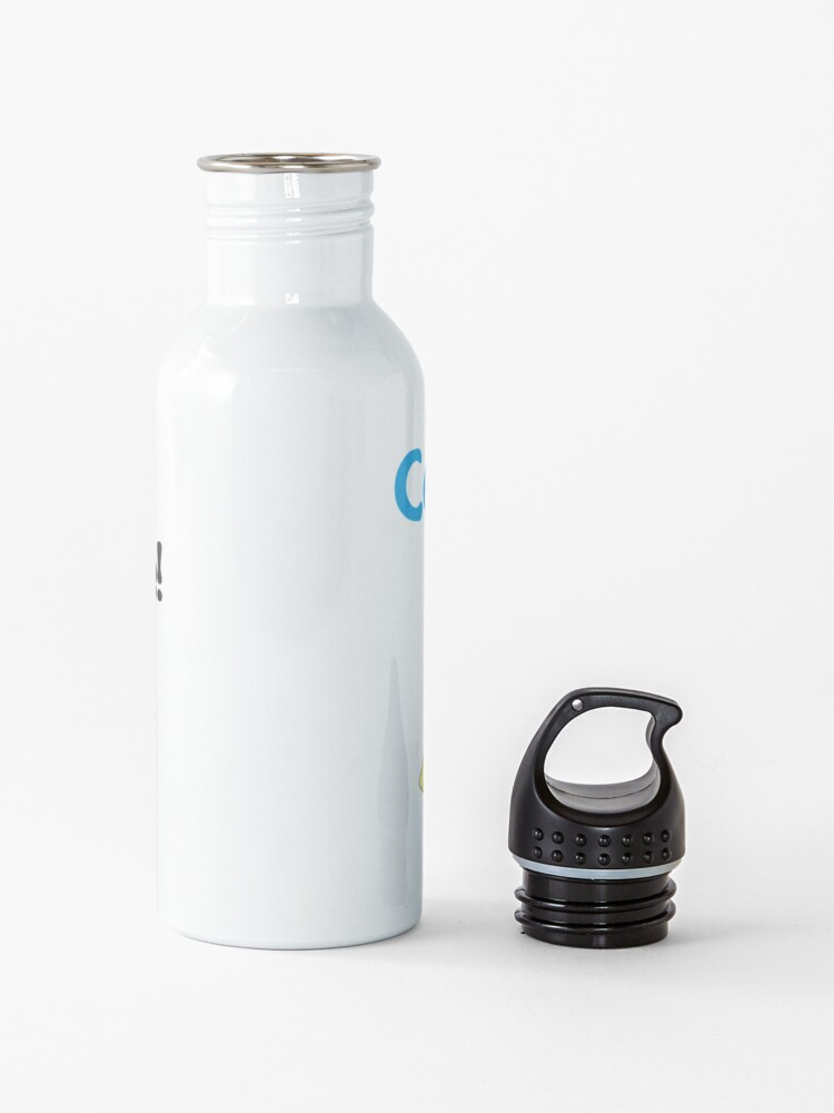 Alternate view of Cellebrate Science! Water Bottle