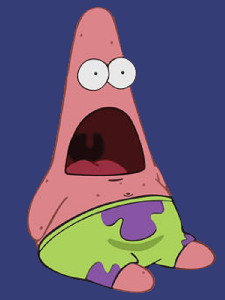 surprised patrick meme 28 images surprised patrick
