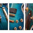 Guitar Art by Joy Watson