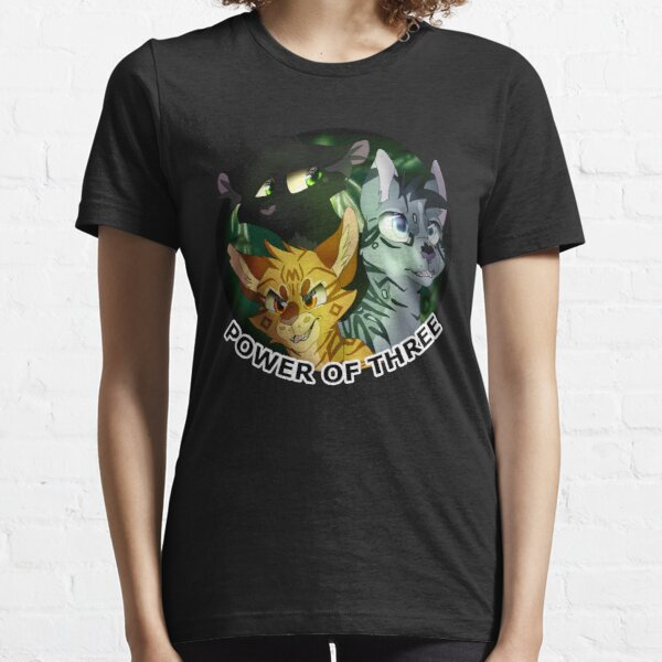 Power of Three Essential T-Shirt