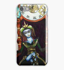 Steampunk Queen  iPhone Case/Skin