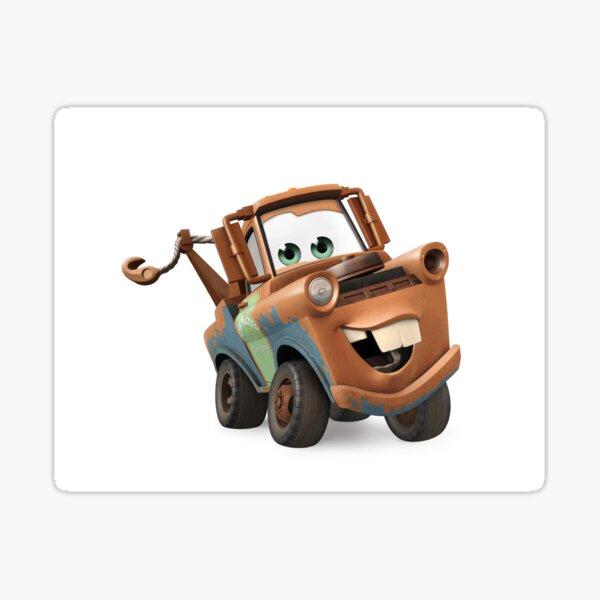 Tow Mater Cars Pegatina