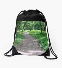 The Road That has been Travelled, Actually Drawstring Bag