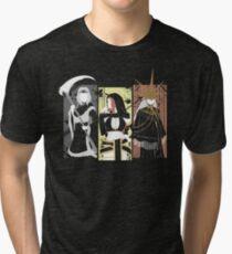 Dark Waifus Tri-blend T-Shirt