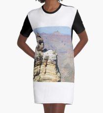 Grand Canyon Graphic T-Shirt Dress