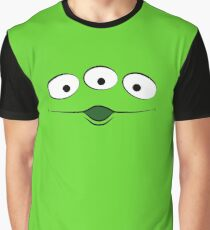 Toy Story Alien - Ohhhhh Graphic T-Shirt