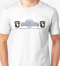 Currahee - Charlie Company - 1st Bn / 506th Infantry  -  101st Airborne (Airmobile) T-Shirt