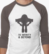 Buzz Lightyear: To Infinity & Beyond - Black T-Shirt