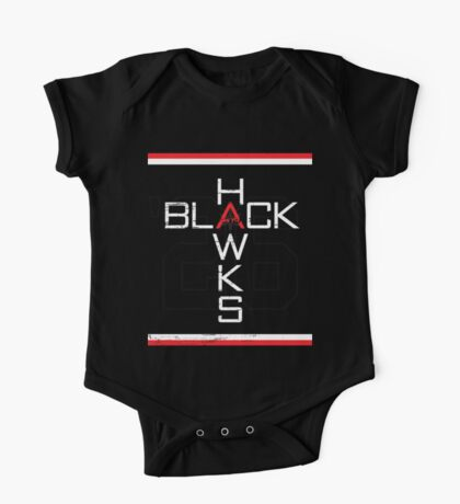 Black Hawks '26 Kids Clothes