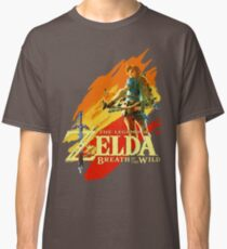 Legend of Zelda - Breath of The Wild Classic T-Shirt
