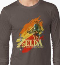 Legend of Zelda - Breath of The Wild Long Sleeve T-Shirt