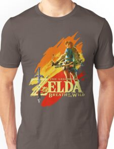 Legend of Zelda - Breath of The Wild Unisex T-Shirt
