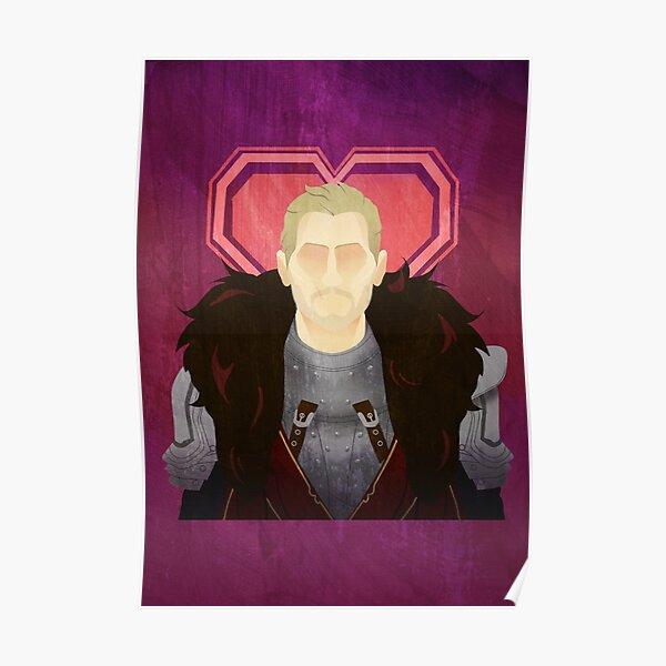 DA:I Keep - Cullen Rutherford Poster