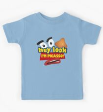Hey Look I'm Picasso Toy Story Kids Clothes