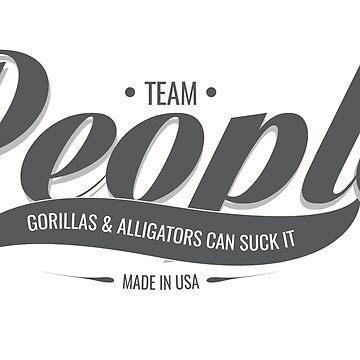 Team People - 1st Edition by travismchugh