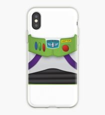 Buzz Lightyear Chest - Toy Story iPhone Case