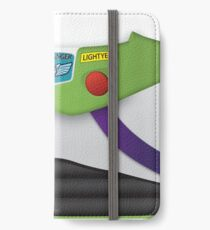 Buzz Lightyear Chest - Toy Story iPhone Wallet/Case/Skin