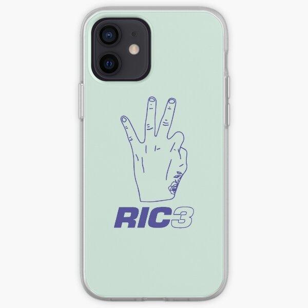 Daniel Ricciardo iPhone Soft Case